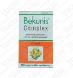 BEKUNIS COMPLEX 40 COMPRIMIDOS GASTRORRESISTENTE
