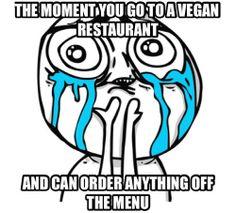 LOL! So true!  Still hasn't happened to me yet...