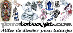 ANGELES PARA TATUAJES Para Tatuajes