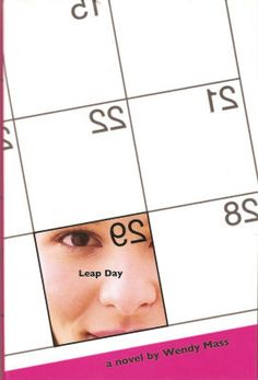 I really enjoyed reading Leap Day by Wendy Mass. It was a very interesting book because it was written in a very cool and different way.