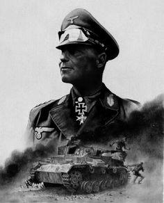 Erämaan kettu oli Hitlerin ongelma