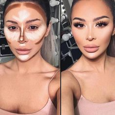 Easy Contouring for Beginners picture 5 contour makeup Several Important Tips on How To Contour for Real Life Easy Contouring, Contouring For Beginners, Makeup For Beginners, Contouring And Highlighting, How To Contour For Beginners, Contour Makeup, Eye Makeup Tips, Skin Makeup, Makeup Inspo