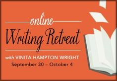 Write for the good of your soul! Join LP author and editor Vinita Hampton Wright on a free online writing retreat September 30–October 4, 2013.