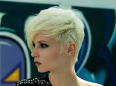 Popular and Stylish Blonde Pixie Cuts