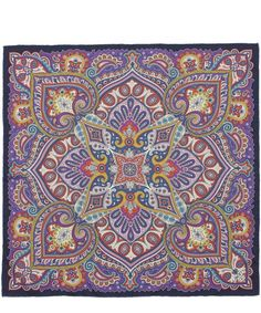 Chesham Paisley 70 x 70cm Silk Twill Foulard Scarf Liberty Of London,  Paisley, Stylists f82f6a42fc6