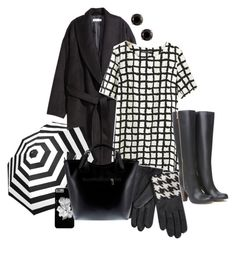 """""""For the love of gloves contest"""" by by-jwp ❤ liked on Polyvore featuring H&M, Bebe, Charter Club and Massimo Castelli"""