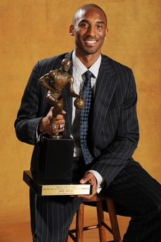 In the 2007-08 justice was done: Kobe was elgido first and only time in his career, so far as MVP of the season.
