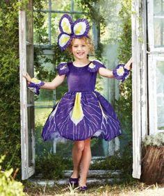 iris girls costume