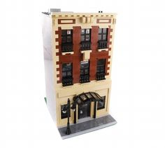 Brick Town Talk: May 2012 - LEGO Town, Architecture, Building Tips, Inspiration Ideas, and more!