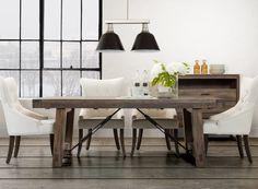 ANECDOTE TABLE ET 4 CHAISES #lagaleriedumeuble #monespacedevie