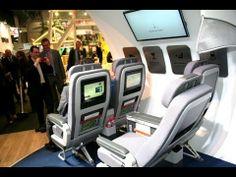 Video ITB Berlin: So sieht die neue Premium Economy Class der Lufthansa aus
