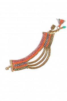 Mayan Sunrise Bracelet by Venessa Arizaga