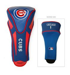 Chicago Cubs Golf Headcover - Single Apex Jumbo Z157-3755695468
