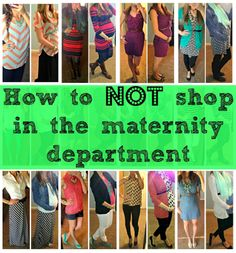 Katies Closet ~ How to Not Shop in the Maternity Department - All Things Katie Marie
