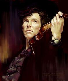 sherlock sketch by MaryRiotJane Sherlock Tv, Sherlock Poster, Sherlock Holmes Bbc, Sherlock Quotes, Funny Sherlock, Sherlock Season, Watson Sherlock, Jim Moriarty, Sherlock Holmes Benedict Cumberbatch