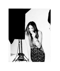 Nina Dobrev for Elle China // September, 2014