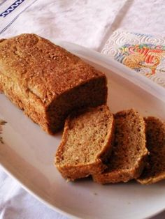 Okara bread