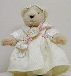 Everything Teddy Bear Catalog Pg 137: A North American Bear Company Muffy VanderBear Bear