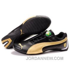 http://www.jordannew.com/mens-puma-ferrari-brazil-in-black-golden-discount.html MENS PUMA FERRARI BRAZIL IN BLACK GOLDEN DISCOUNT Only $88.00 , Free Shipping!