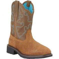 10015406 Ariat Women's Krista II Safety Boots - Sandy Brown www.bootbay.com