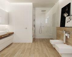Aranżacje wnętrz - Łazienka: Projekt nr 6 - Średnia łazienka w domu jednorodzinnym z oknem, styl nowoczesny - Ewelina Witkowska Architektura Wnętrz. Przeglądaj, dodawaj i zapisuj najlepsze zdjęcia, pomysły i inspiracje designerskie. W bazie mamy już prawie milion fotografii!