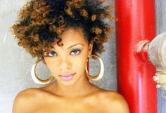 Curls & Hoops!!!!