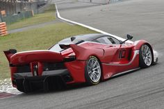 Ferrari FXX K 8
