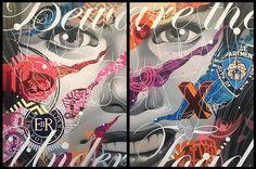 Tristan Eaton – Le street artist dévoile Legacy, sa nouvelle exposition solo