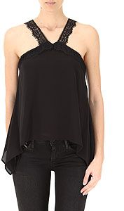 Tops de Marca para Mujer | Raffaello Network One Shoulder, Tank Tops, Blouse, Women, Fashion, Raffaello, Moda, Halter Tops, Fashion Styles