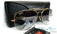 061e6d838 **NEW VINTAGE RAY-BAN B&L AVIATOR