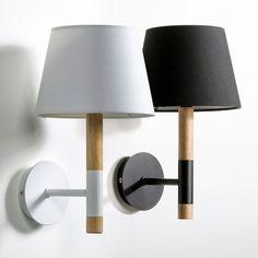BOTIMI Nordique Bois Mur Lampes Moderne Applique Murale Luminaire