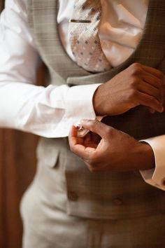 Perfect Wedding Pictures: A Stunning Real South Africa Wedding at the L'Aquila venue in Johannesburg. Wedding Photos by Daniel West Photography. Wedding Suits, Wedding Pictures, Perfect Wedding, Real Weddings, Cufflinks, Groom, Handsome, Wedding Inspiration, Photography