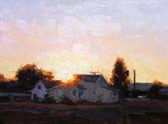 Timothy Horn Nocturne, Urban Painting, Paintings I Love, Sunset Paintings, Landscape Artwork, Wow Art, Classical Art, Art For Art Sake, Oeuvre D'art