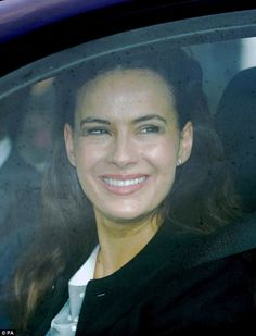 Peep Show actress Sophie Winkleman, who is married to Lord Frederick Windsor, looked radiant as she flashed a smile for the cameras Royal Christmas, Christmas Lunch, Family Christmas, Sophie Winkleman, Lord Frederick Windsor, Royal Diary, Zara Phillips, Visit Canada, House Of Windsor