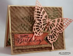 PP226 Birthday Butterfly Basics Stampin Up SU
