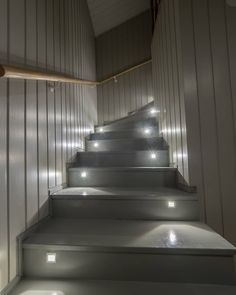 The rectangular Noko is an elegant and efficient choice for the lighting of #stairwells.    #led #home #lighting #interior #decor #lightingdesign #design #interiorlighting #interiordesign #homedecoration #valaistus #sisustus #koti #interiordecor #scandinaviandesign #nordichome #homedesign #ledlighting #interiors #interiores #lightingdecor #homeinspiration #homedecor #architecture #homestyle #instahome #stairway #stairs #staircase