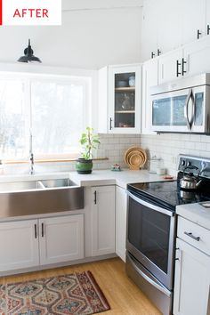 Before and After: This Kitchen Took 5 Months and $12,000 to Complete