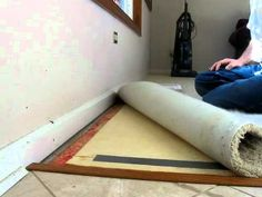 Carpet installation crash course (How to)  http://www.carpetinstallationprices.org/carpet-installation-detail/