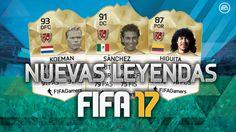 FIFA 17 NUEVAS LEYENDAS | RIVALDO, ZIDANE & CHILAVERT - ULTIMATE TEAM (Sugerencias #3) - http://tickets.fifanz2015.com/fifa-17-nuevas-leyendas-rivaldo-zidane-chilavert-ultimate-team-sugerencias-3/ #FIFA17