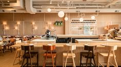 Savio Volpe: The Wise Fox's Osteria in Vancouver by Studio Ste. Marie | Yatzer