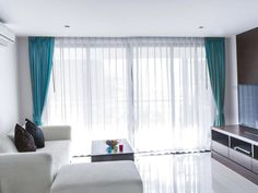 Unique window treatments base themselves on numerous factors of which sheer curtains form an indispensable part. Buy sheer curtain panels at spiffy spools. Window Sheers, Drapes And Blinds, Types Of Curtains, Blackout Curtains, Drapes Curtains, Curtain Types, Bedroom Curtains, Extra Wide Curtains, White Sheer Curtains