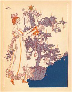 Hans Christian Andersen. Illustrator Shigeru Hatsuyama, 1925.