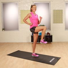 Improve Your Rear View: 5 Butt Exercises