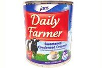 Daily Farmer Sweetened Condensed Milk - 13.23oz [Pack of 6] Jans http://www.amazon.com/dp/B00R2NIDT8/ref=cm_sw_r_pi_dp_bnBcxb0SC2W33