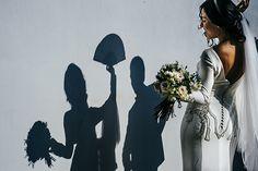 Paula y Alberto surprised to their guest with an original wedding. - Blog Rosa Clará