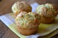 muffin con pesto al formaggio,muffin al pesto,muffin salati,muffin,le ricette di tina,