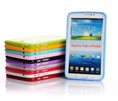 For Samsung  Galaxy Tablet 3  Protective case Galaxy Tab 3 Galaxy 7.0 T210 TPU Jelly Case 3200 Case $15.00
