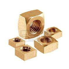Brass Square Nuts Uk, Brass Hexagonal Nuts, Nuts Brass Lock Din 557, Din 934 Brass Square Nuts Din 439, Various Type Of Brass Square Nuts Din Standards UK