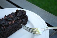 Cranberry Double Chocolate Zucchini Bread | LettuceOM