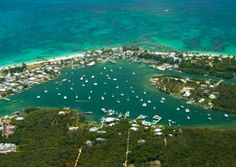 View from Hopetown lighthouse